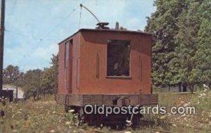 Ex West Penn Railways Locomotive #1, Arden Trolley Museum Washington, PA, USA...