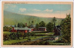 Memorial Hospital, Brattleboro VT