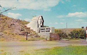 Roman Nose State Park Entrance Watonga Oklahoma