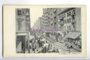 ft0033 - Essex Street , New York , USA - postcard