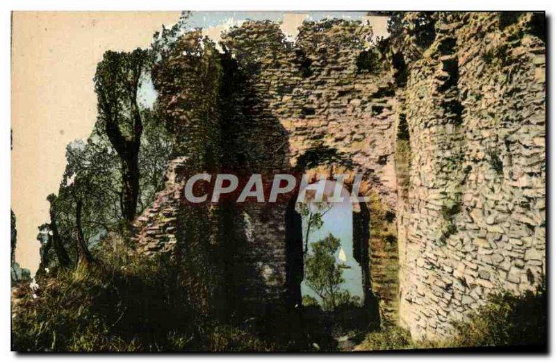 Old Postcard Lago Di Garda Sirmione Catullo Grotto