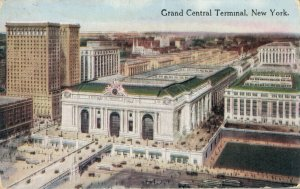 USA Grand Central Terminal New York Unposted 03.64