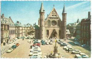 Den Haag, Ridderzaal Binnenhof, 1960s used Postcard