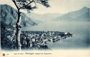 CPA Menaggio Lago di Como, Veduta fino Acquaseria . ITALY (540953)
