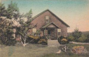 MONTEREY, Massachusetts, 1900-10s; The Chapel, Hephzibah Heights