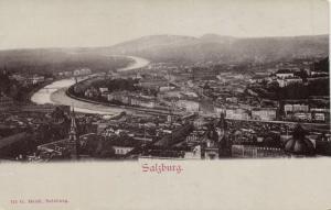 austria, SALZBURG, General View (1899)