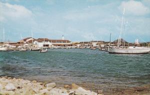 Harbor, Light House, ARUBA, Netherland Antiles, 40-60s