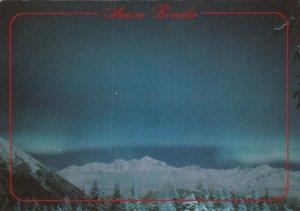 ALASKA , 1987 ; Aurora Borealis