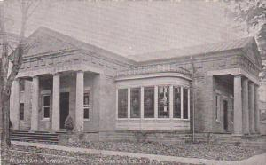 Memorial Library, Montour Falls, New York, 1900-1910s