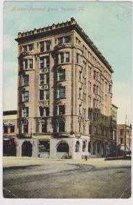 Millikin National Bank, DECATUR, Illinois, PU-1908