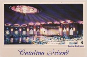 California Catalina Island Grand Casino Ballroom