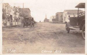 RP: CHAUVIN , Alberta , Canada , 1910-20s ; 2nd Avenue
