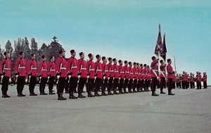 ROYAL ROADS , B.C. , Canada ,1950-60s ; Canadian Services College