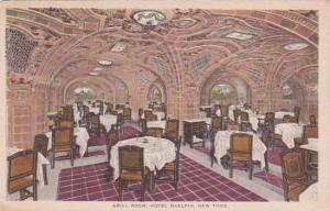 New York City Grill Room Hotel Mcalpin