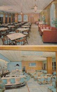 FORT LAUDERDALE, Florida, PU-1967; Forum Restaurant (Sportsman'sRoom), Coffee...