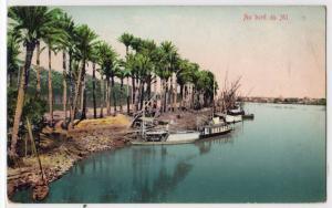 Au bord du Nil
