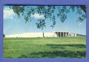 Independence, Missouri/MO  Postcard, Harry S Truman Library