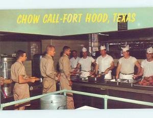 Unused Pre-1980 Military FORT HOOD Killeen Texas TX hn3175-33