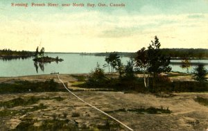 Canada - Ontario, North Bay. French River