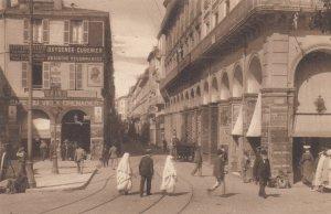 ALGIERS , 00-10s ; Rue Bab-Azoun