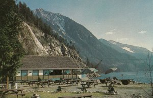 INDIAN ARM , B.C. , Canada , 1950-60s ; Granite Falls Lodge