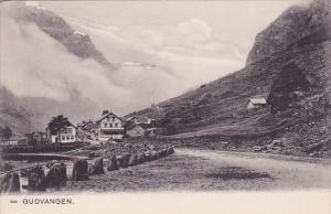 Gudvangen , Norway , 1890s #2