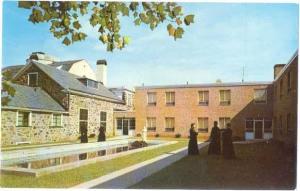St. Charles Seminary, Flagg Place, Staten Island 4, New York, Chrome
