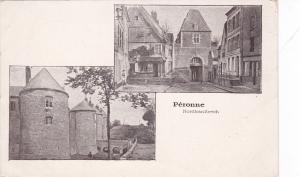 Peronne , Nordfrankreich , France , 1890s