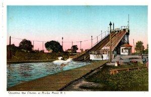 Rhode Island  Rocky Point Shootong the Shutes