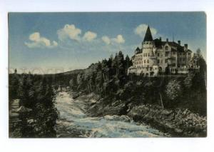 146398 FINLAND Imatra Hotel Vintage postcard