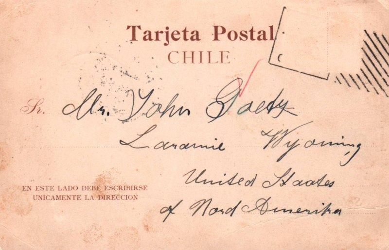 La Recova,Saludos de Iquique,Chile BIN