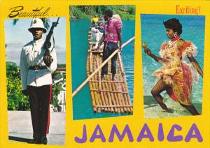 Jamaica Multi View with Policeman