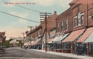 FOREST , Ontario, Canada, 1900-10s ; King Street , Looking West