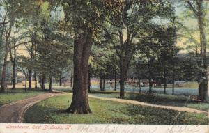 ST. LOUIS, Illinois, PU-1908; Lansdowne