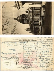 CPA AK Leningrad ST. PETERSBOURG Cathedrale St. Isaac. Russia (169418)