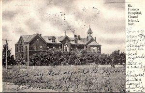 Nebraska Grand Island St Francis Hospital 1908