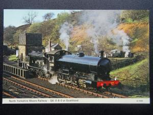 Nymr North Yorkshire Moors Ferrocarril Loco Lner No.3395 - Antigua Tarjeta