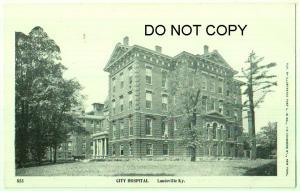 City Hospital, Louisville Ky