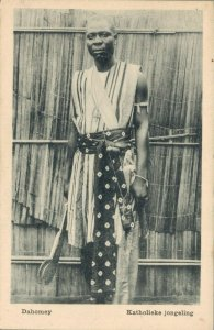 South Africa - Dahomey Katholieke Jongeling - Native 04.35