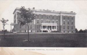 Michigan Kalamazoo Van Deusen Hospital