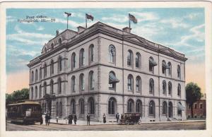 Post Office, Springfield, Illinois, 10-20s