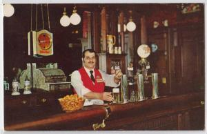 Bartender, Utica Club Brewery, Utica NY