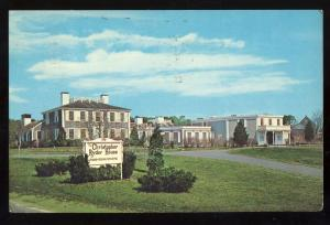 Chathamport, Mass/MA Postcard, Chris Ryder House ,Cape Cod