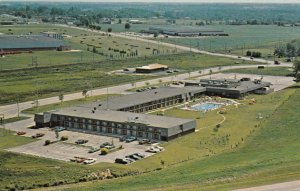 BRANTFORD , Ontario , 1950-60s ; Holiday Inn