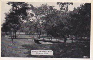 Ohio Minerva Municipal Park Dexter Press