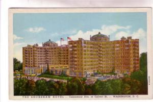 Shoreham Resort Hotel, Connecticut Ave, Washington DC
