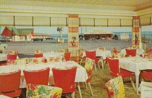 Canada Ste Anne de Beaupre Zenith Motel Dining Room Interior
