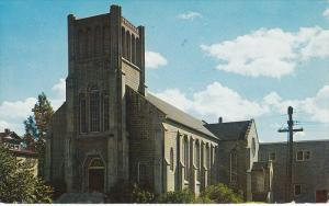 First United Church , CORNERBROOK , Newfoundland , Canada , 40-60s