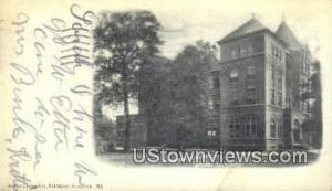 Hasbrouck Institute Jersey City NJ 1907