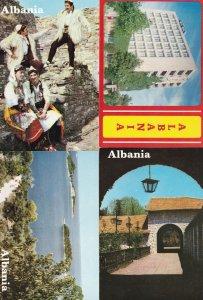 Rozafa Hunters Hotel Shkodra Albania 4x Postcard